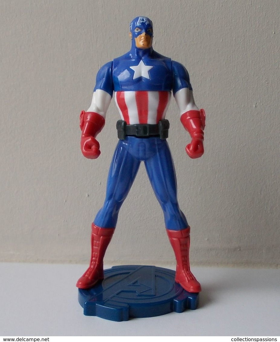 - AVENGERS - Figurine Captain America - - Figurines