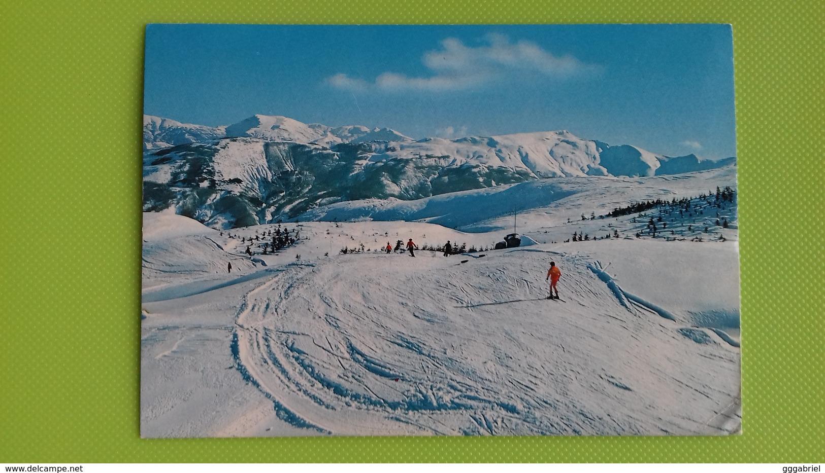 Cartolina FANANO - MO - Viaggiata - Postcard - Cimoncino 2000 - Tanta Neve E Tanto Sole - Panoramica - Modena