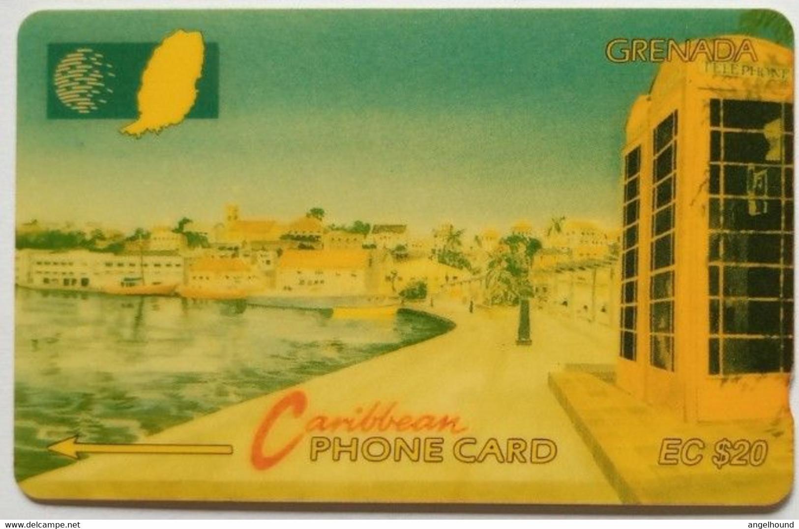 8CGRB EC$20 - Grenada