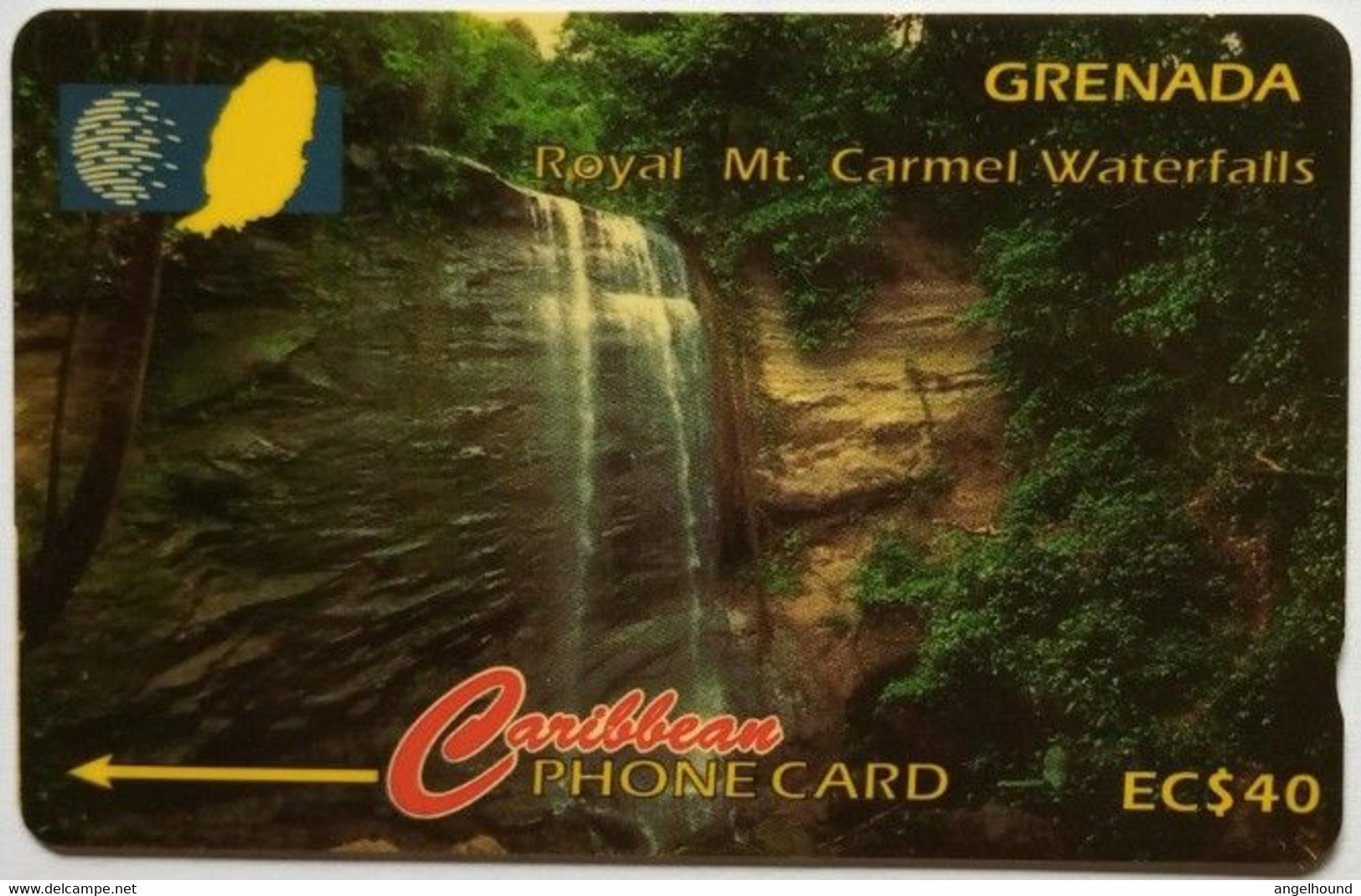 148CGRD EC$40 - Grenada