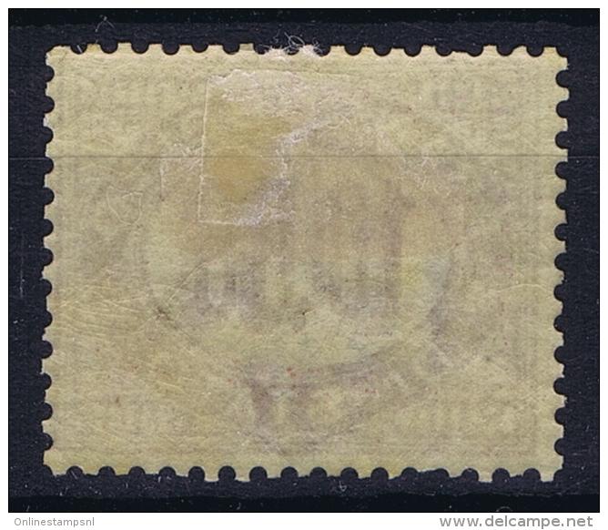Italy Sa  8 , Mi 8 MH/* Flz/ Charniere 1875 Signed/ Signé/signiert/ Approvato - Servizi