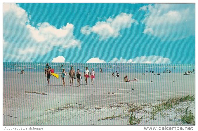 Georgia Sea Island Scene At East Beach