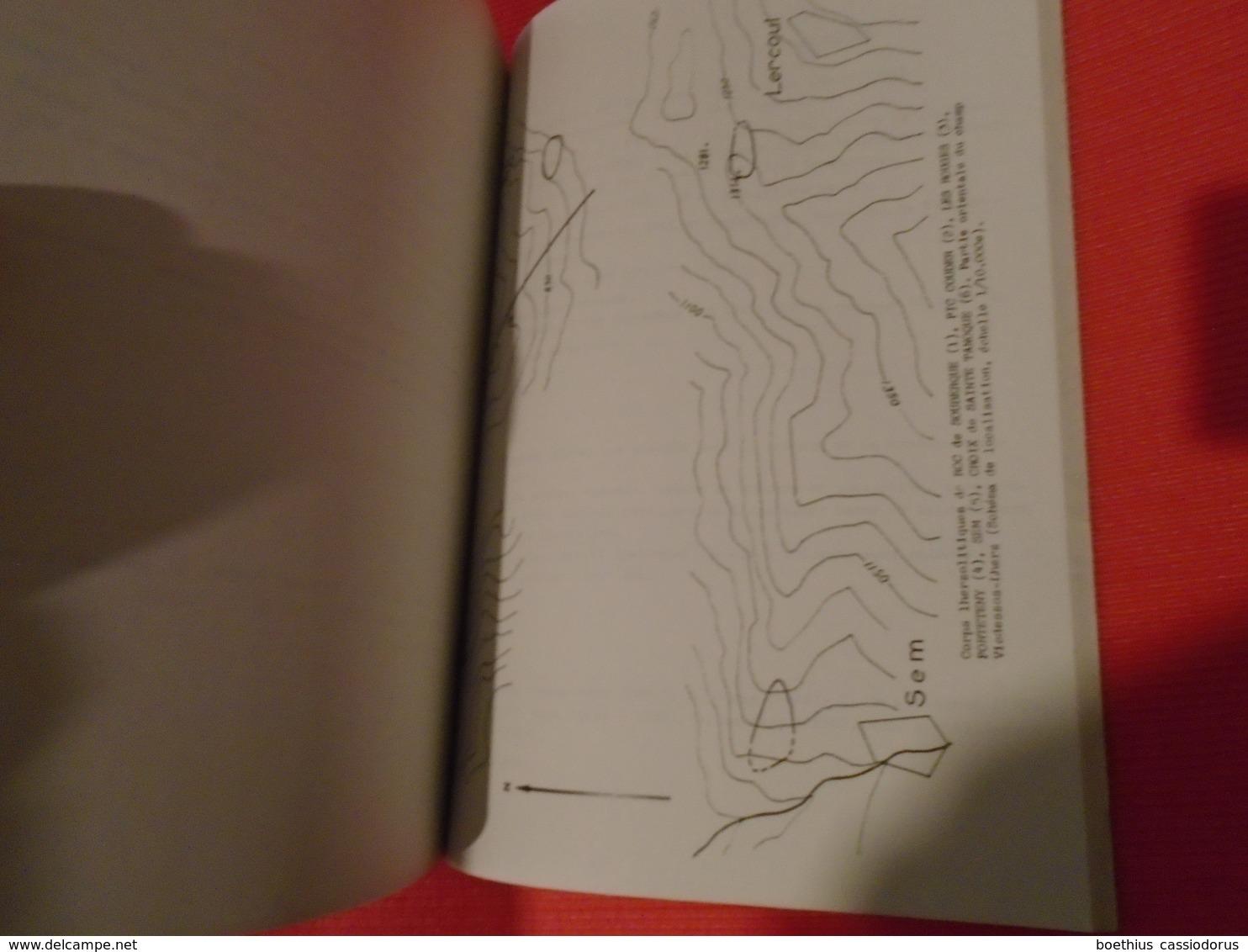Minéralogie, Géologie, Pyrénées : LHERZOLITES PYRENEENNES : étude Minéralogie, Genèse Et Transformations - Wetenschap