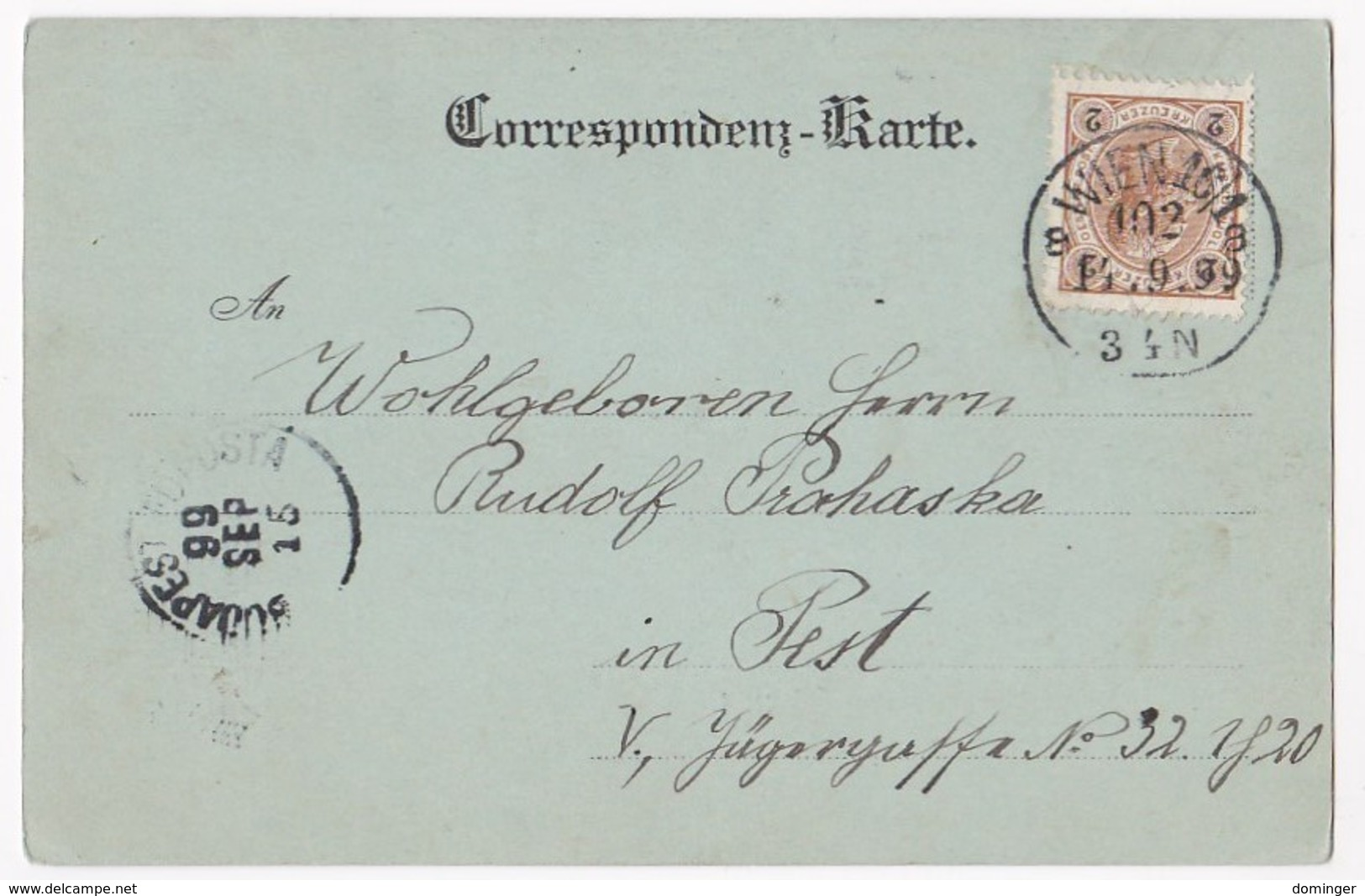 Alte Foto AK 1910' Österreich Wien - Vienna