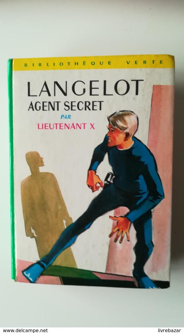 LANGELOT AGENT SECRET - Books, Magazines, Comics