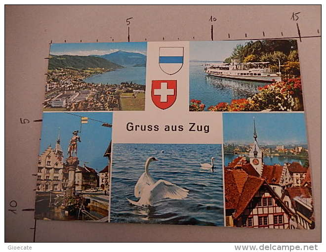 ZUG - 5218 - Non Viaggiata  - (3395) - ZG Zoug