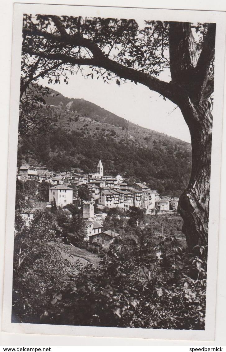 26514 Cote D'Azur Martin Vesubie -station Sports D'hivers -ed Tordo Tabac - Gilleta -arbre - Autres Communes