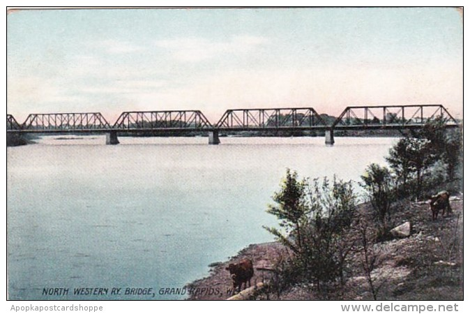 Wisconsin Grand Rapids North Western Railway Bridge