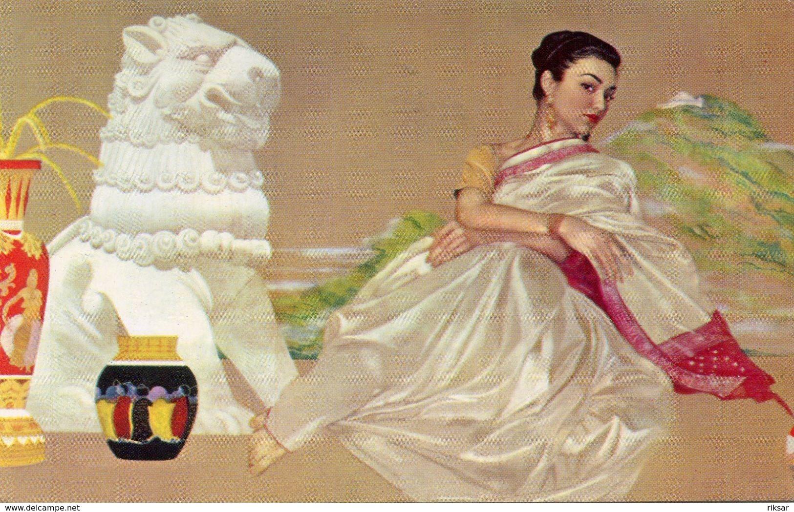 AVIATION(ETATS UNIS) T.W.A(CEYLON) - 1946-....: Ere Moderne