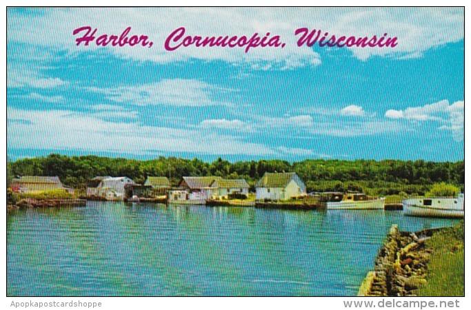 Wisconsin Cornucopia Harbor View