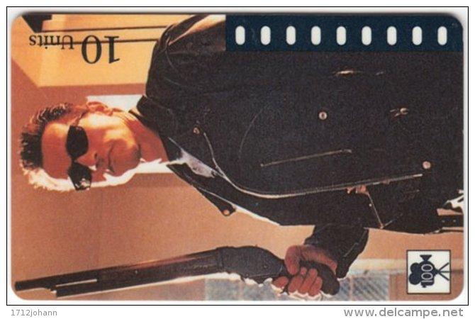 USA C-578 Prepaid Sprint - Cinema, Terminator, Arnold Schwarzenegger - Used - Vereinigte Staaten
