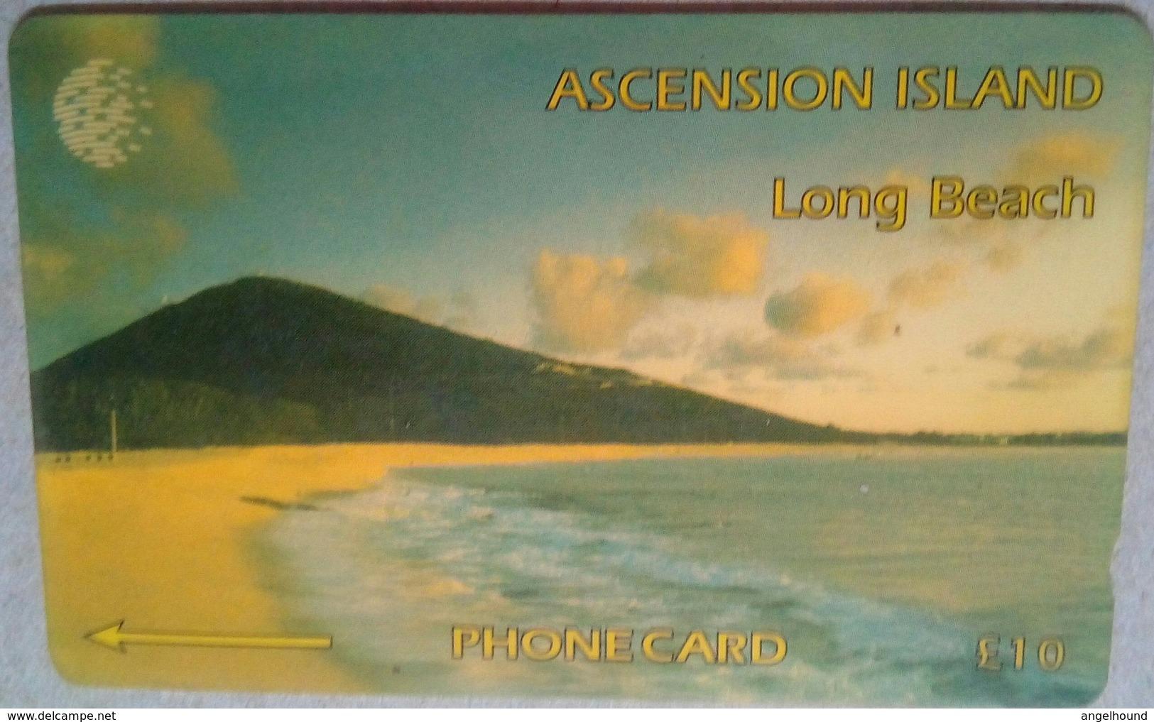 6CASB Long Beach 10 Pounds - Ascension (Insel)