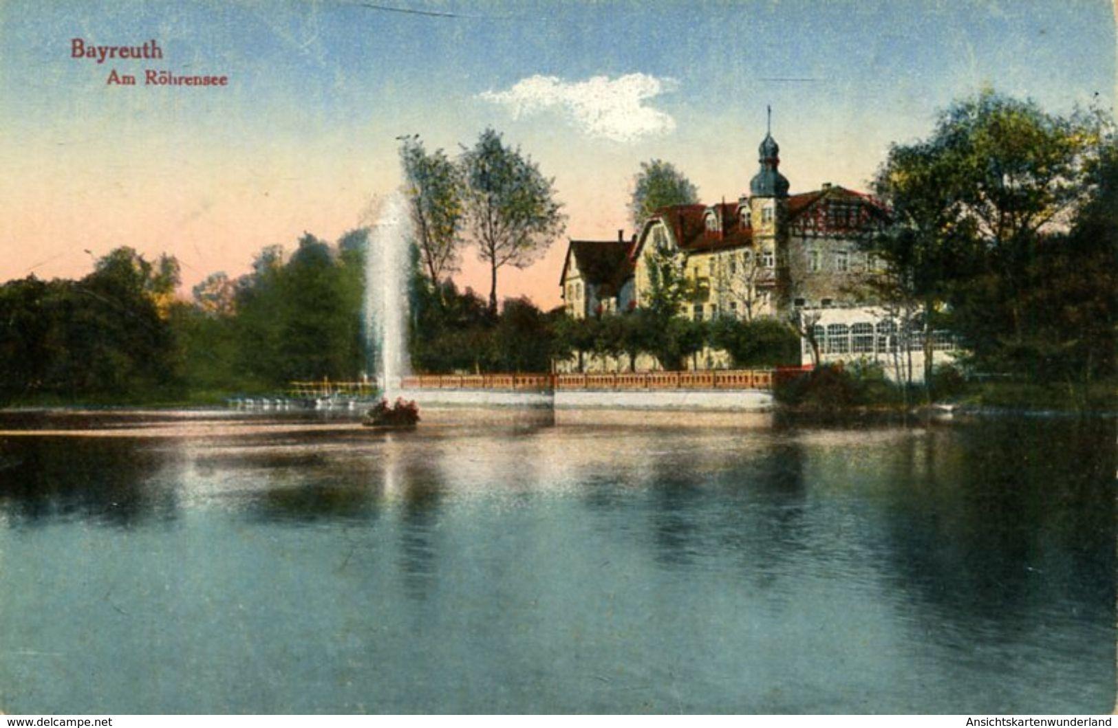 003555 Bayreuth - Am Röhrensee - Bayreuth