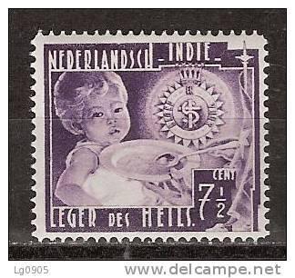 Nederlands Indie Dutch Indies Netherlands Indies 223 MLH ; Leger Des Heils, Salvation Army 1938 - Niederländisch-Indien