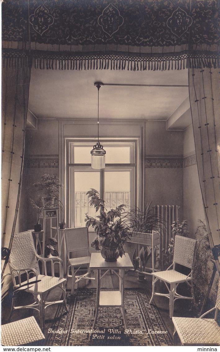 Institut Villa Rhatia - Petit Salon - Lucerne - LU Lucerne