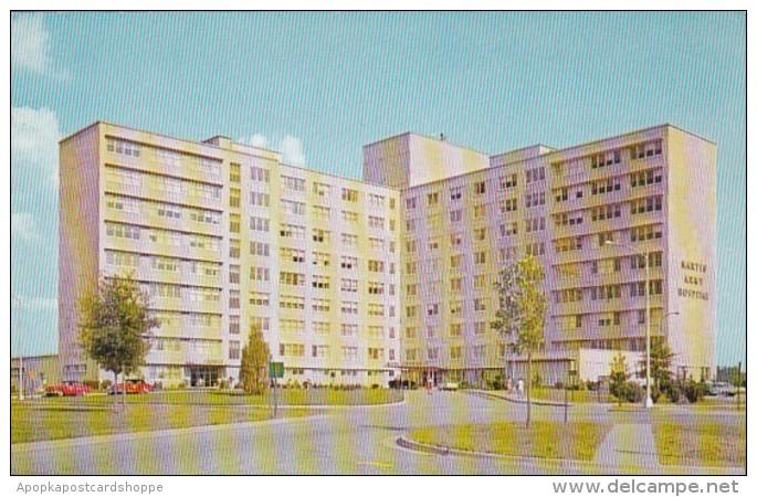 Georgia Fort Benning Martina Army Hospital