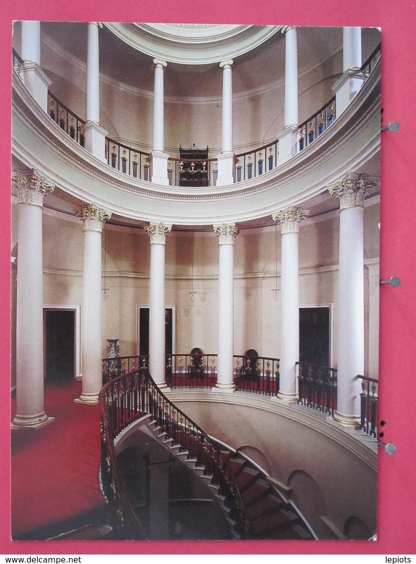 Ecosse - Culzean Castle - Oval Staircase - Scans Recto-verso - Ayrshire