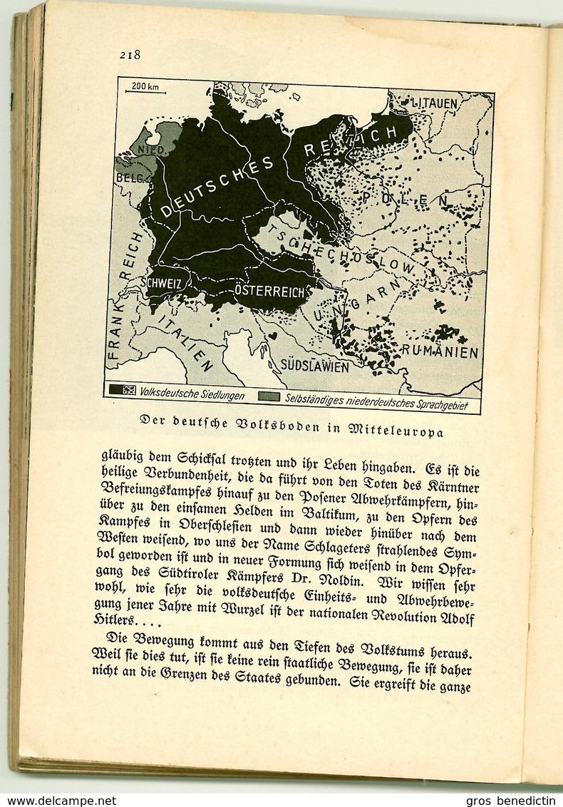 """Walter Gehl - """"Der Nationalsozialistische Staat"""" - 1935 - Livres, BD, Revues"""