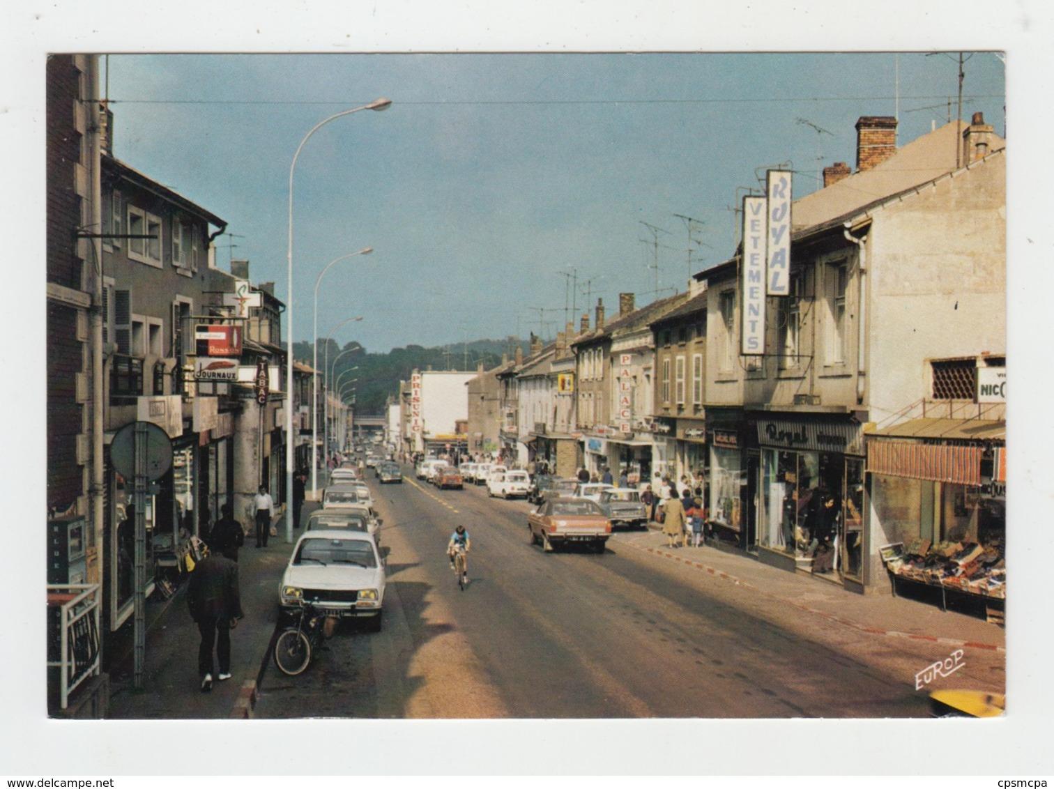 54 - JOEUF / RUE FRANCHEPRE - France