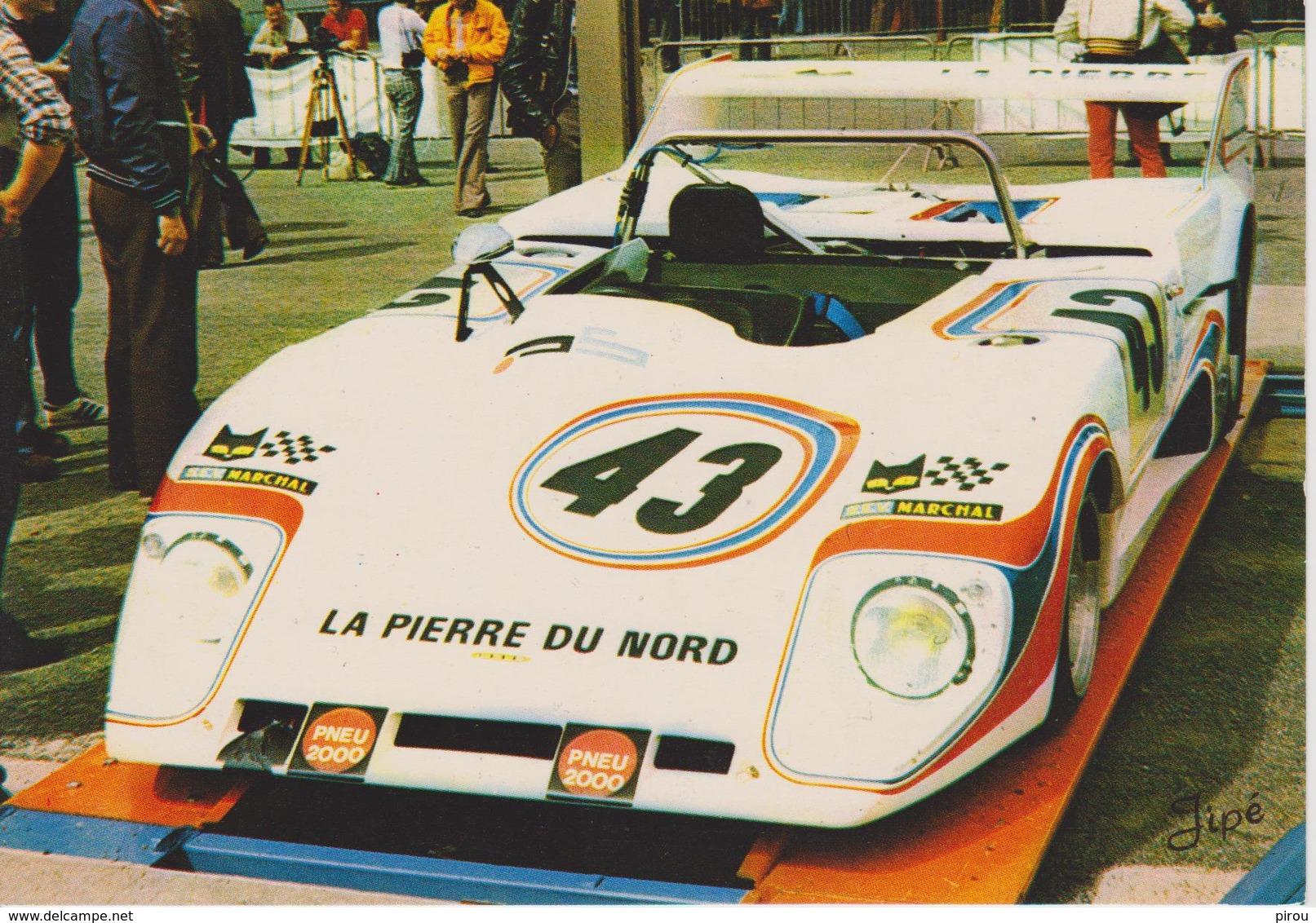 24 Heures Du MANS : Circuit Des 24 Heures LOLA T 292 - Le Mans