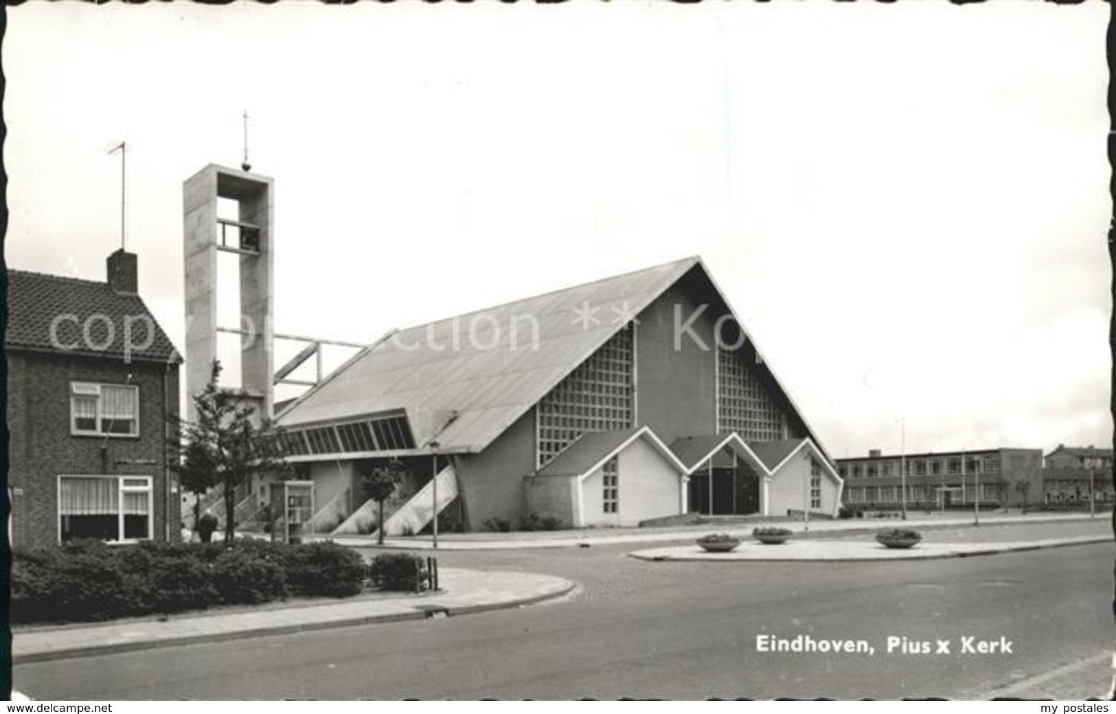 71876188 Eindhoven Netherlands Pius Kerk Eindhoven - Niederlande
