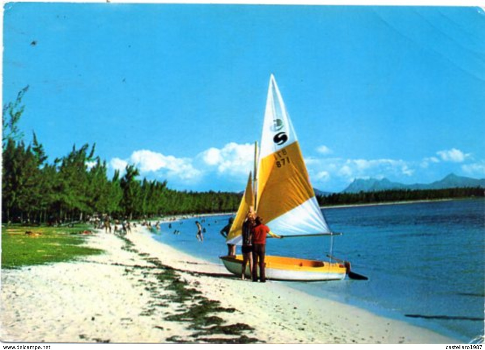 ILE MAURICE - MAURITIUS - Océan Indien - Mauritius