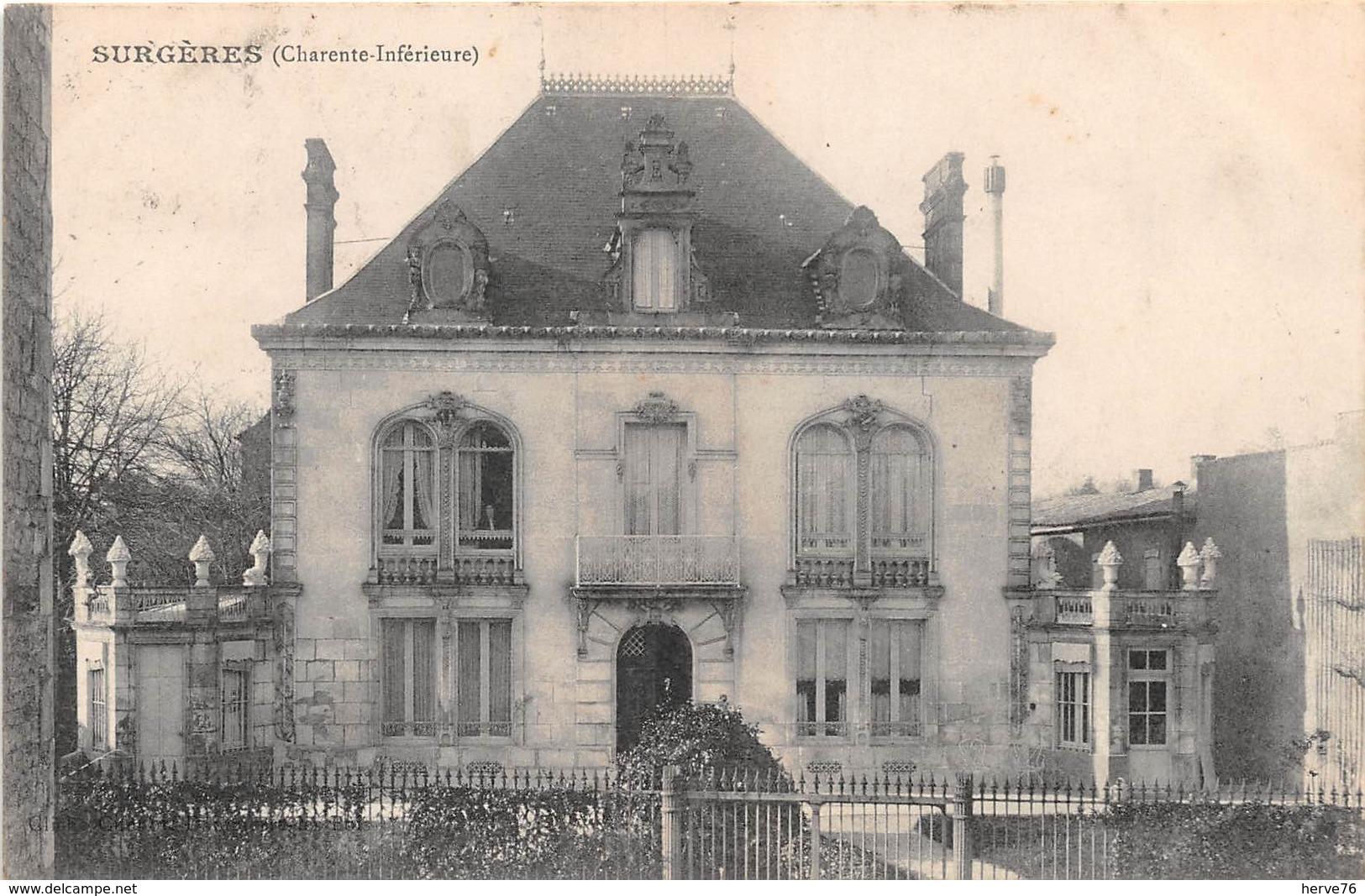 SURGERES - Maison - Villa - Surgères