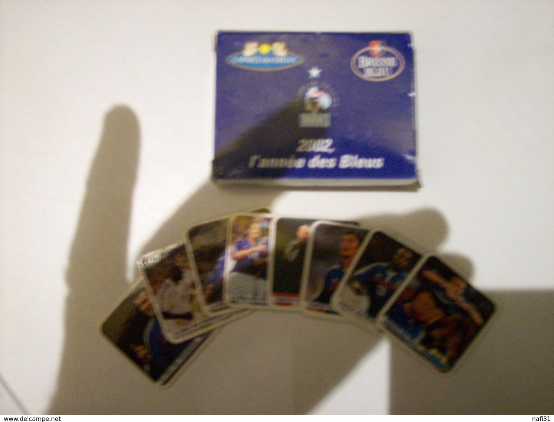 Magnets Equipe De France  2002 Complete - Sport
