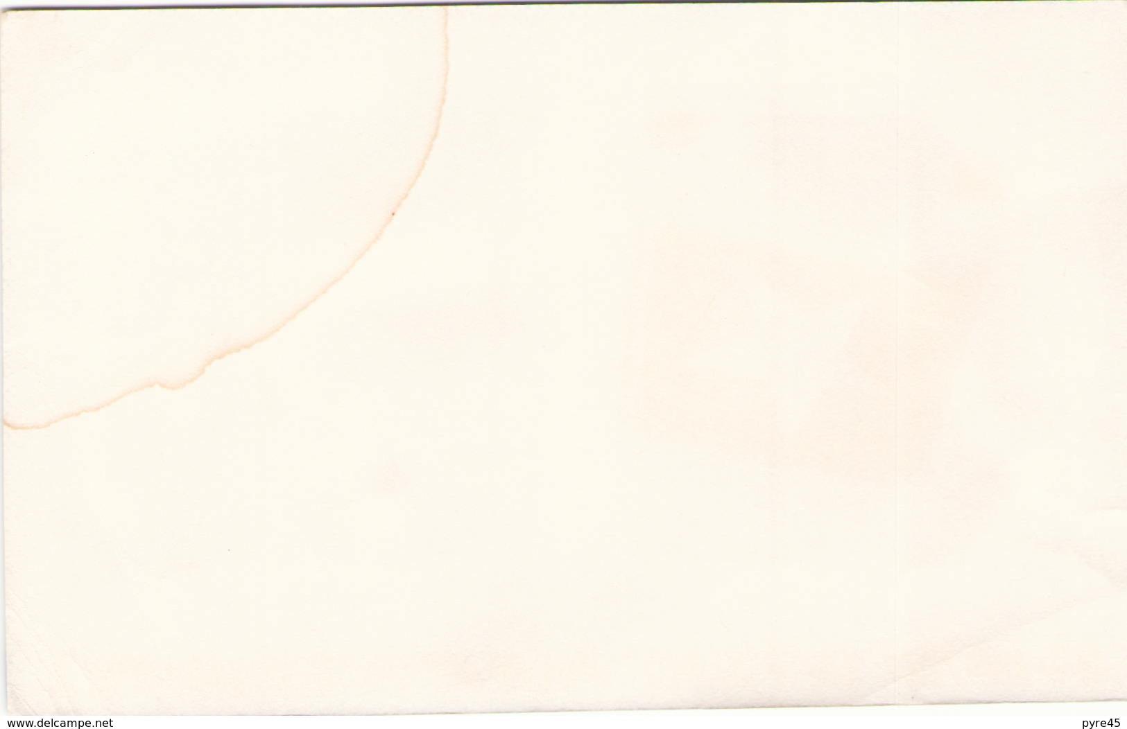 """Buvard """" La Pile Leclanché """"(  Pliure, Auréole , 21 X 13,5 Cm ) - Piles"""