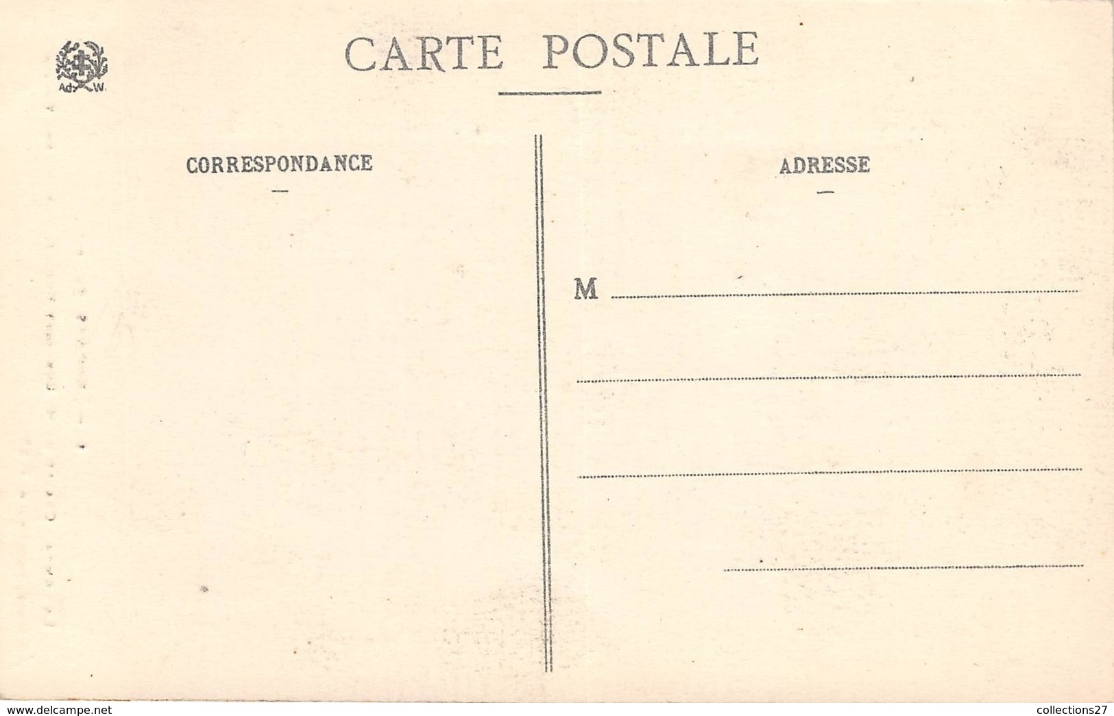 88-SENONES- LA COMBE- CHALET DE M. CONSTANT VERLOT DEPUTE DES VOSGES - Senones