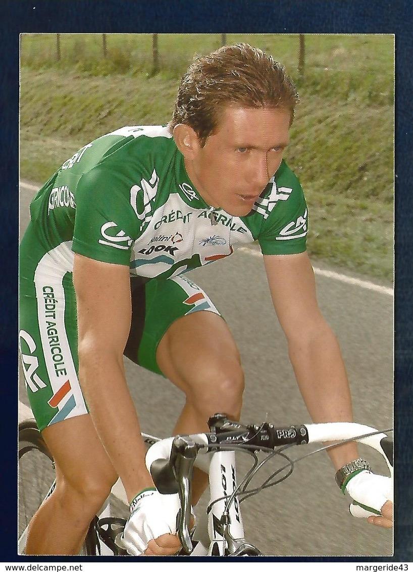 CYCLISME DMITRIY FOFONOV- EQUIPE CREDIT AGRICOLE 2007 - Cyclisme
