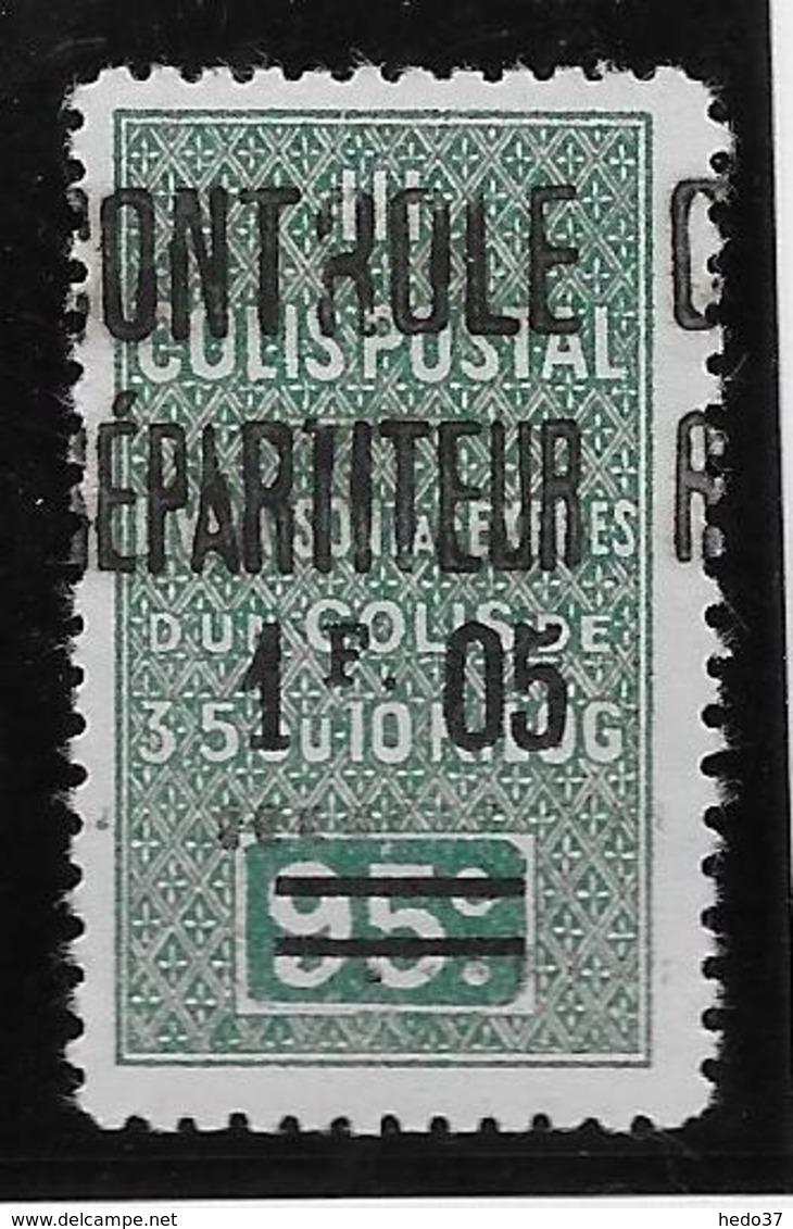 Algérie Colis Postaux N°27A - Neuf ** Sans  Charnière - TB - Algérie (1924-1962)