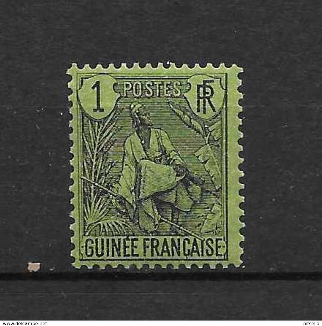 LOTE 1710  ///  GUINEA **MNH - Guinea Francesa (1892-1944)