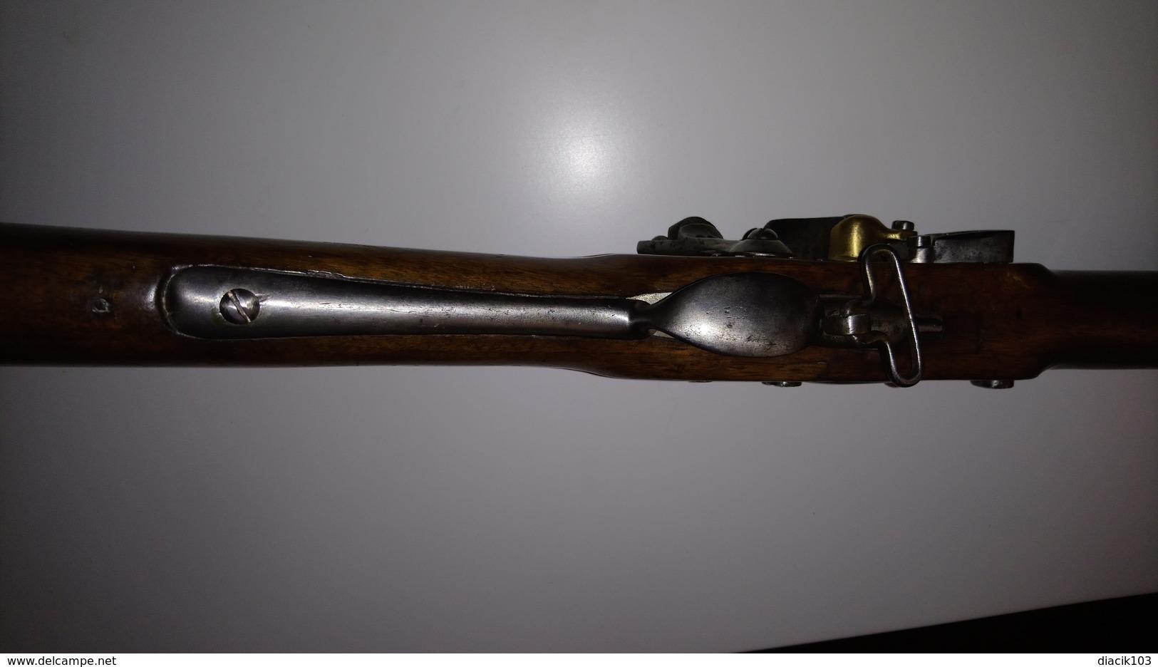 Fusil Réglementaire Français An 9 (1777) - Armes Neutralisées