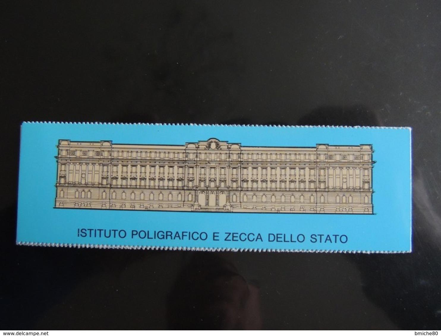 Italie 1992 - Carnet C1975 Journée De La Philatélie - Carnets