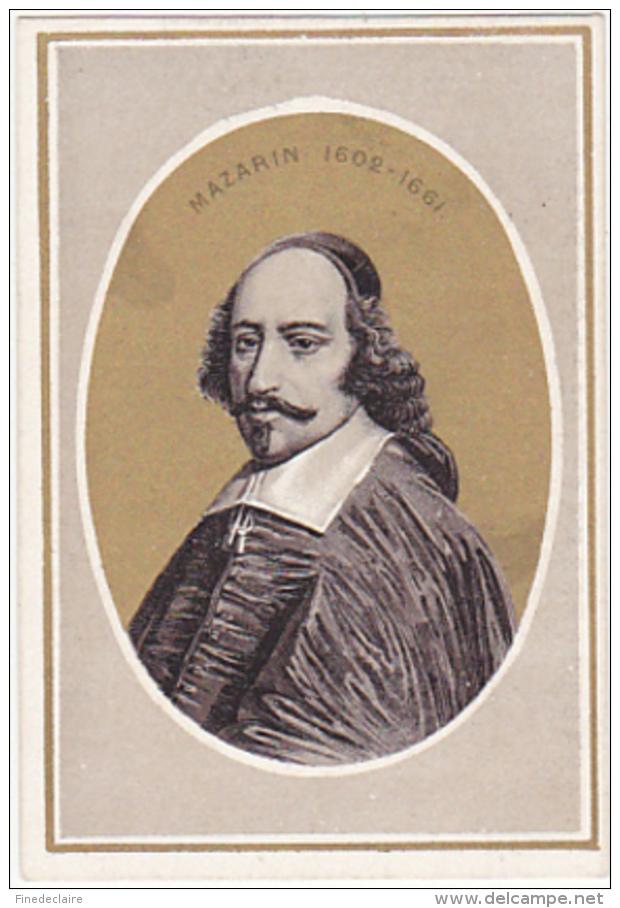 Chromo - Ract Et Falquet, Paris - Mazarin 1602-1661 - Autres