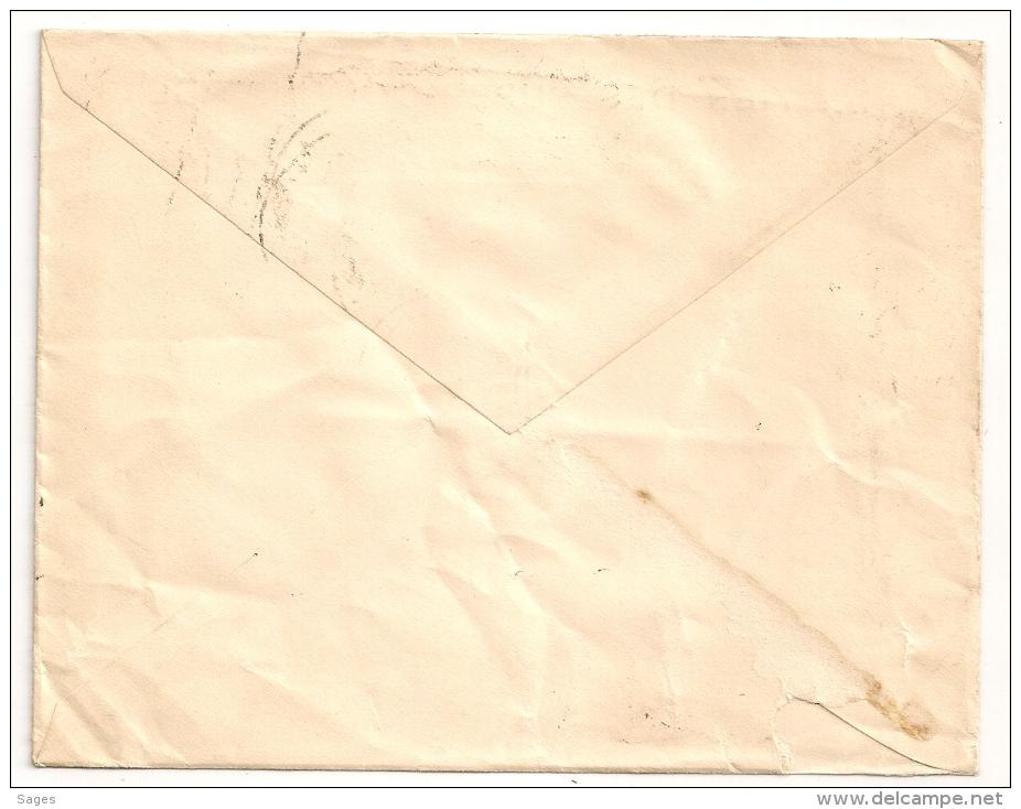 TAXE 50C, RUEIL Seine Et Oise, PARIS XIII AV. D'ITALIE. - Marcophilie (Lettres)