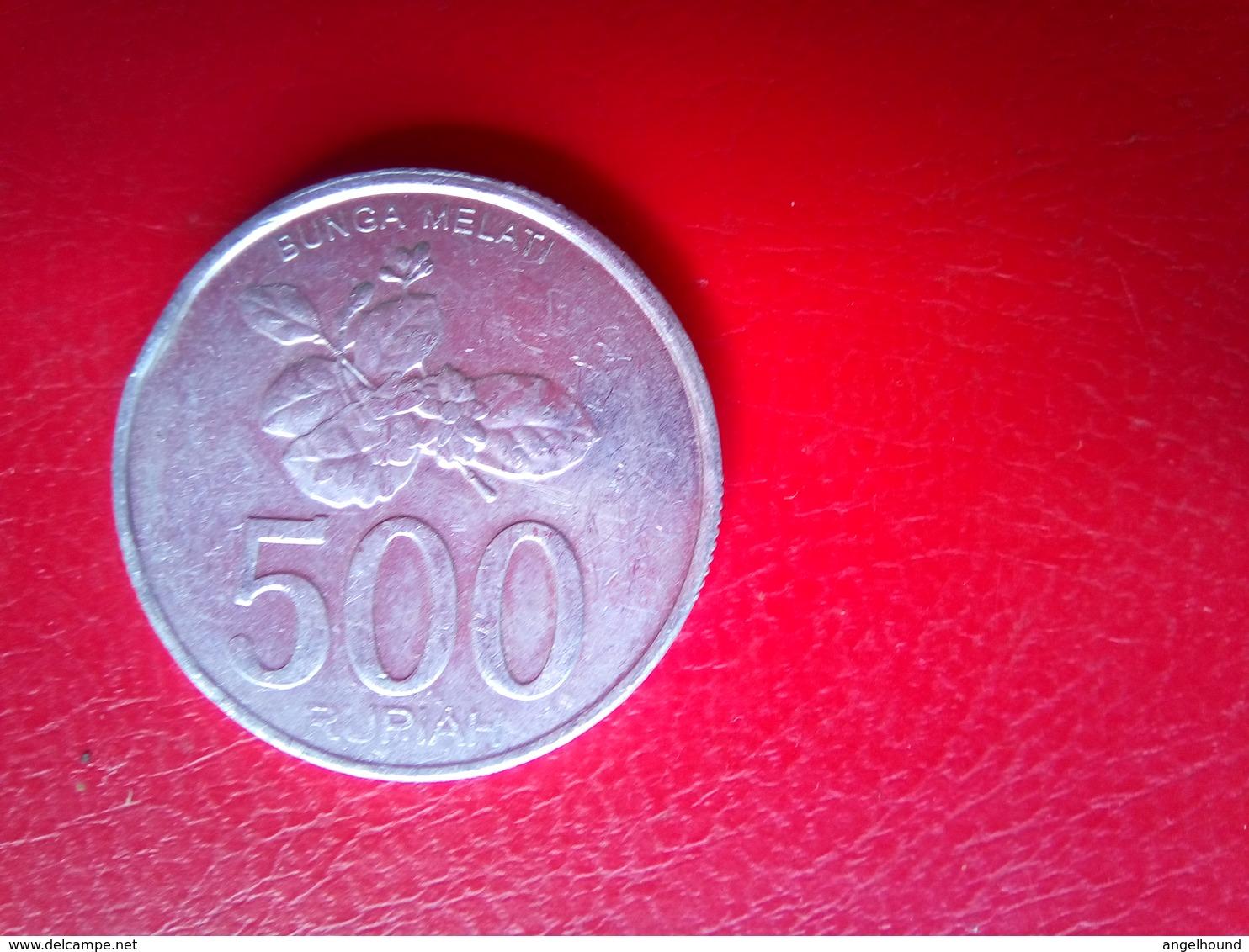 500 Rp 2003 - Indonésie