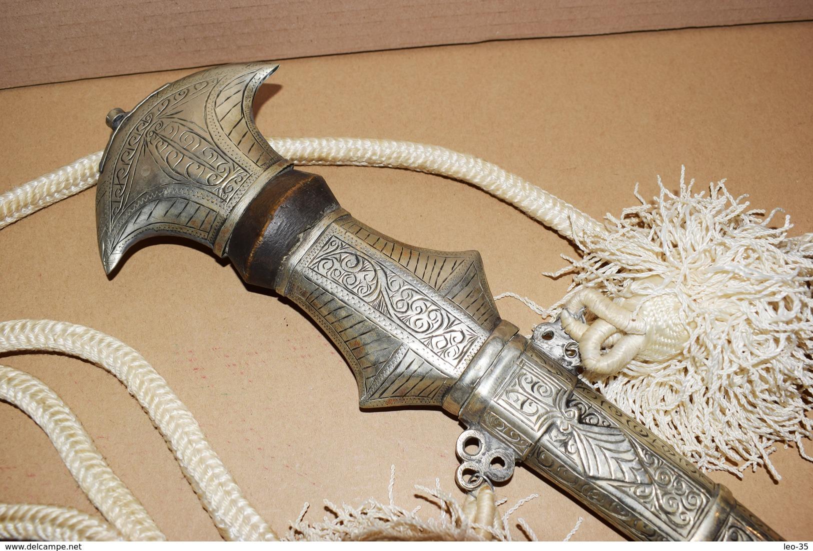 Couteau Marocain - Poignard Style KOUMIA - 41 Cm - Knives/Swords