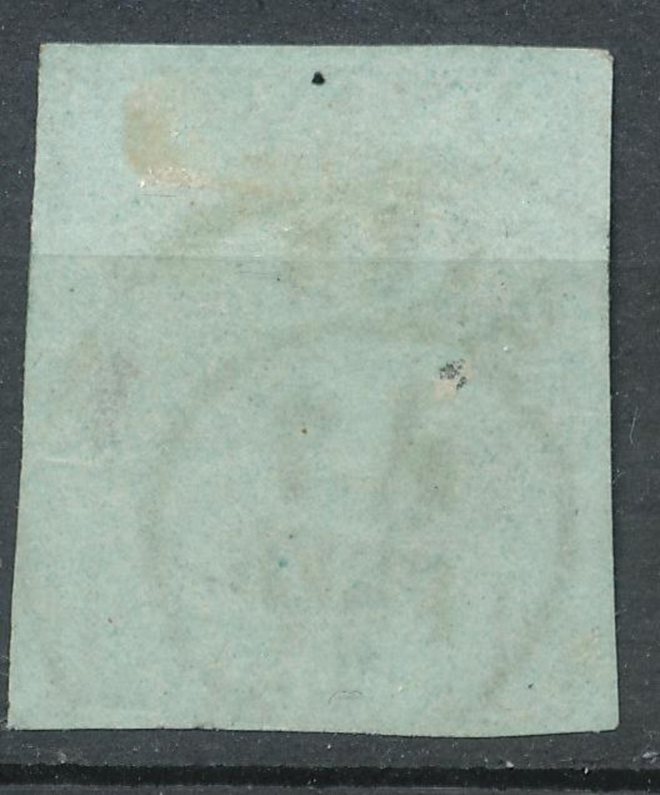 N°39 OLIVE FONCE CACHET A DATE. - 1870 Emission De Bordeaux