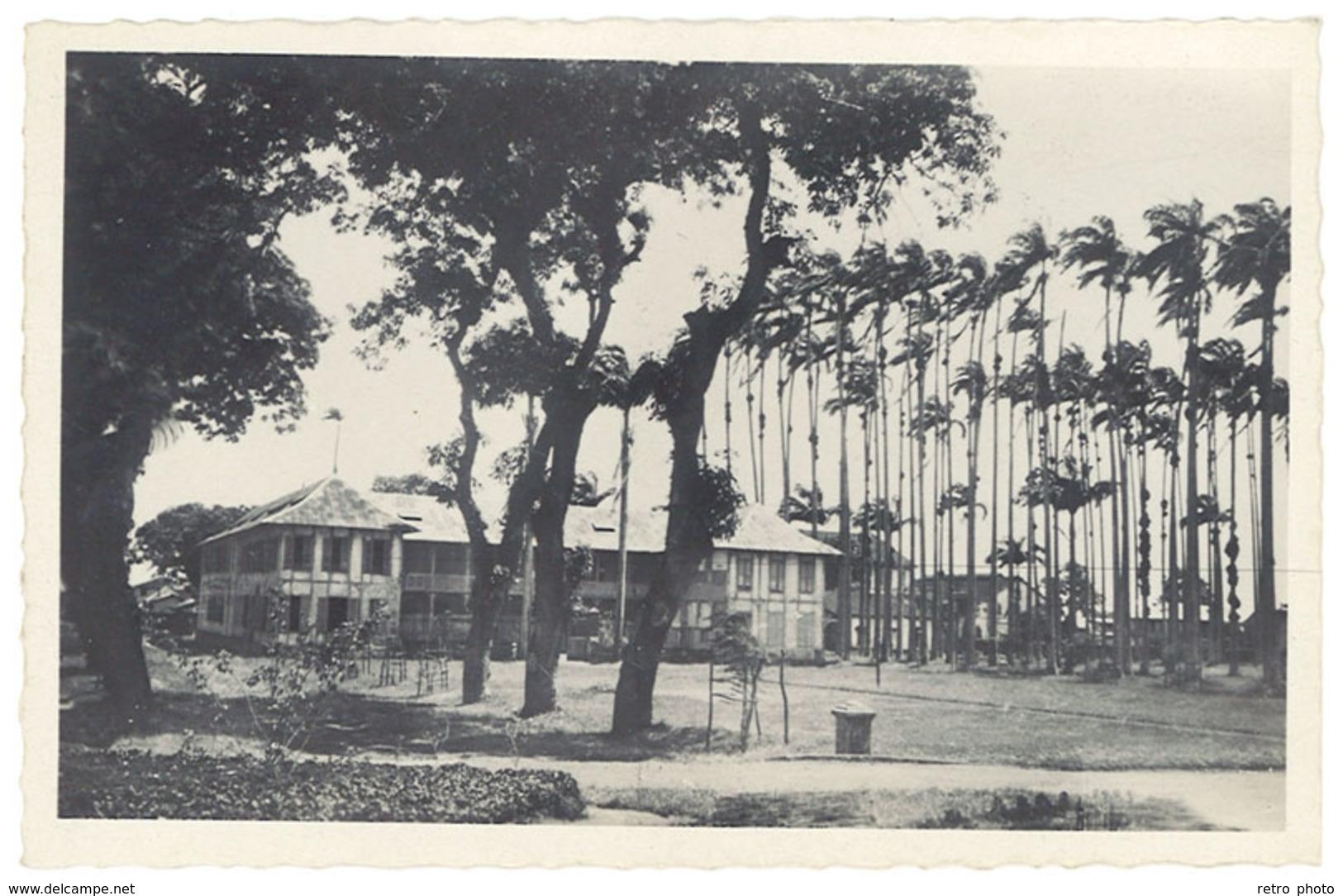 Cpsm Guyane , Cayenne, La Gendarmerie - Cayenne