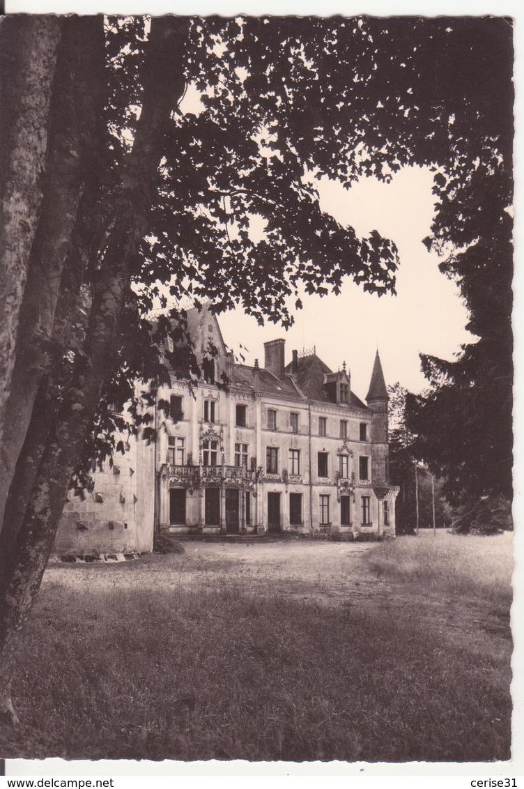 CSM - MOUTIER DE CHARBONNIERES (E Et L) - Côté Nord - France