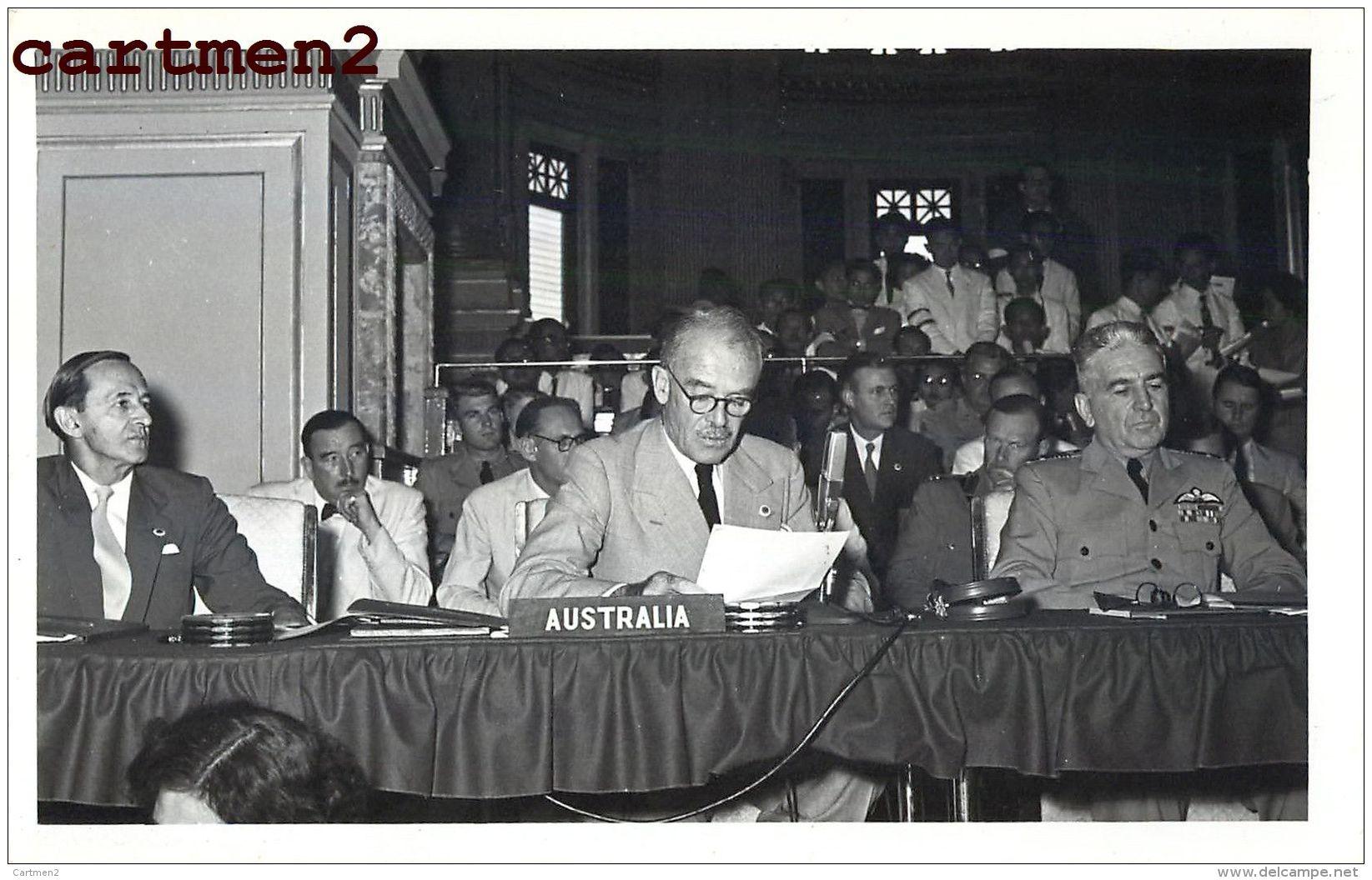 BANGKOK THAILAND AMBASSADE PARLEMENT ASSEMBLY MEETING SEATO CONFERENCE AUSTRALIA POLITIQUE - Australia