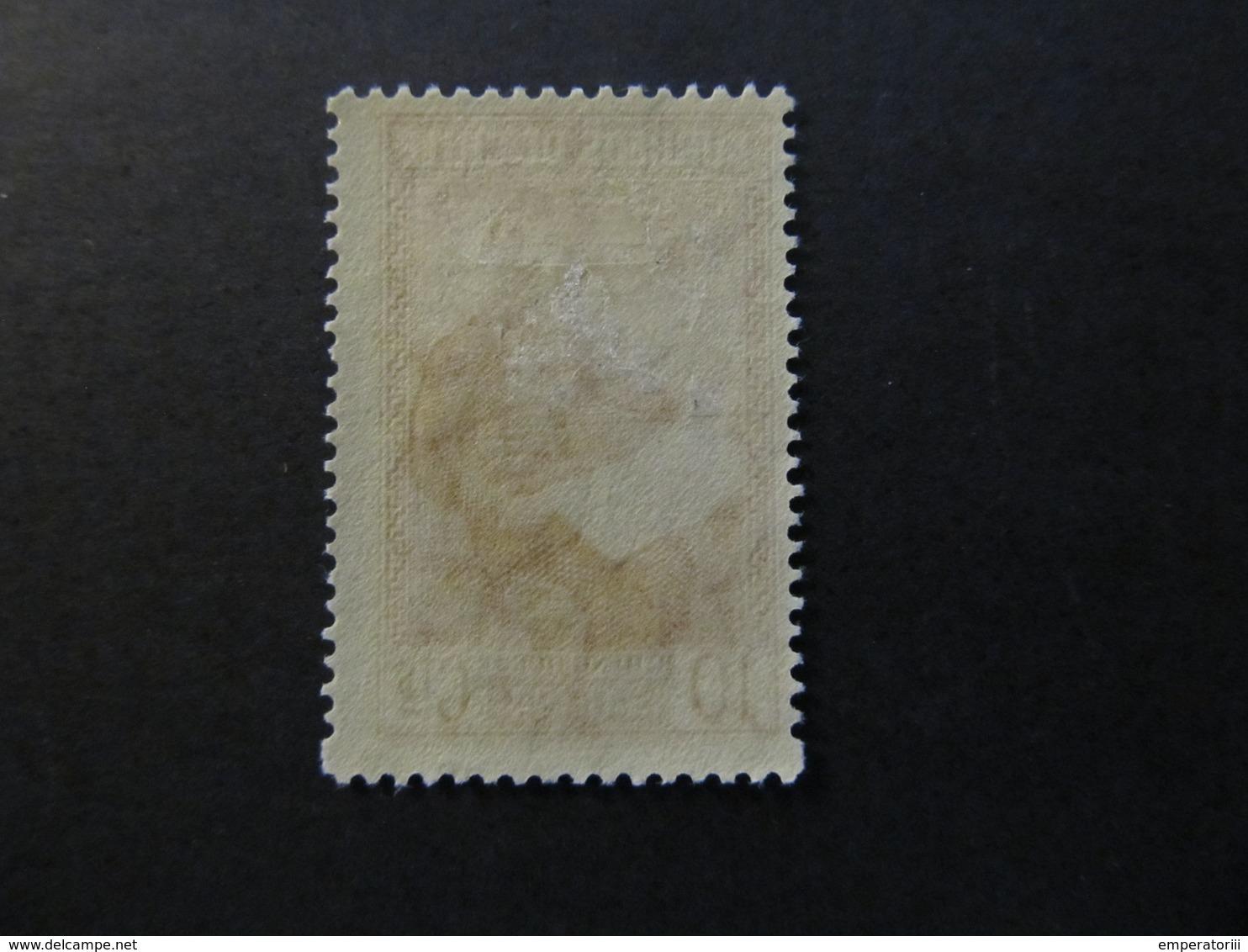 1941 - CHILE - CARMILO HENRIQUEZ - SCOTT 211 A90 10C - Chile