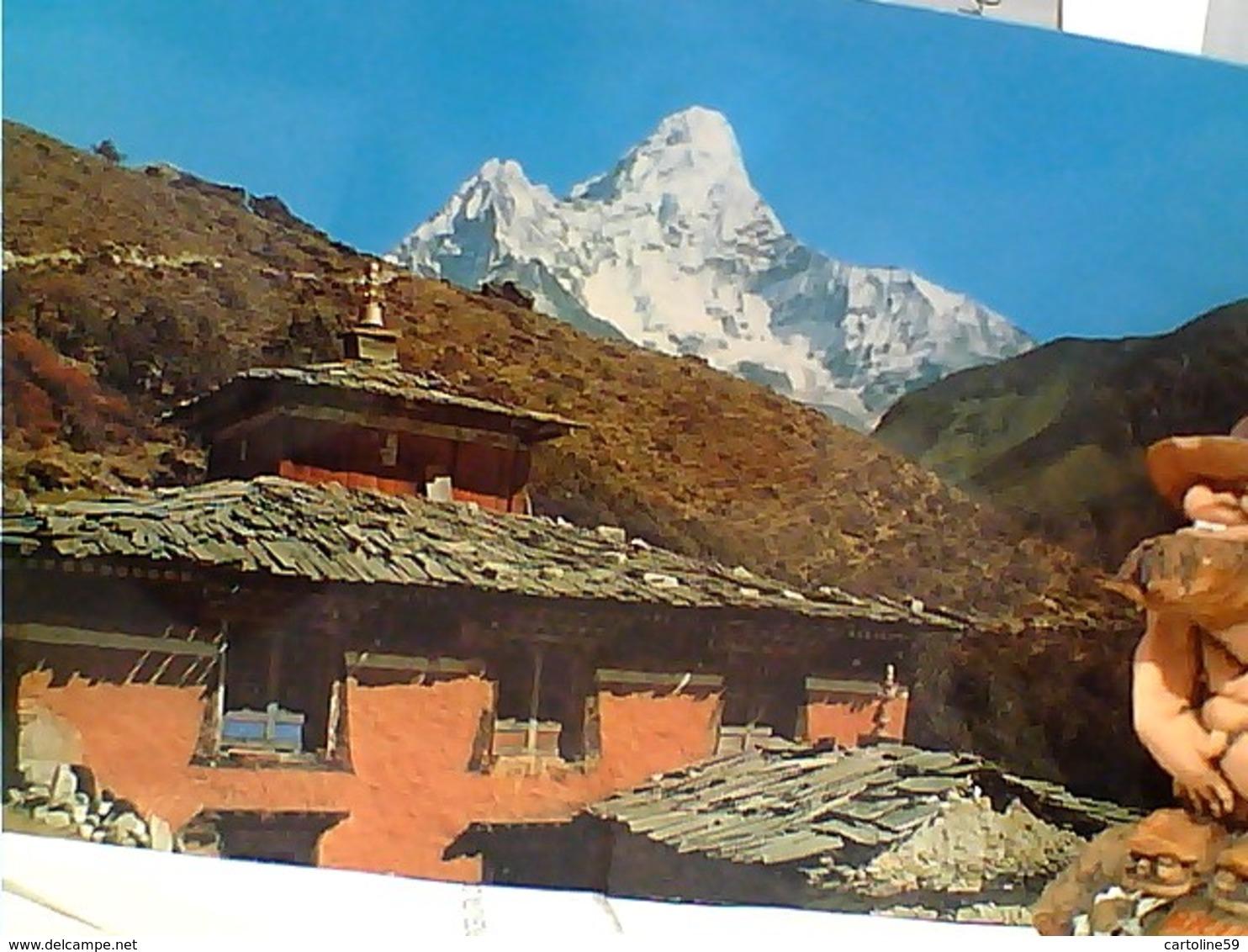 MT.AMA DABLAM HIMALAYAN MOUNTAIN N1985 GR1055 - Nepal
