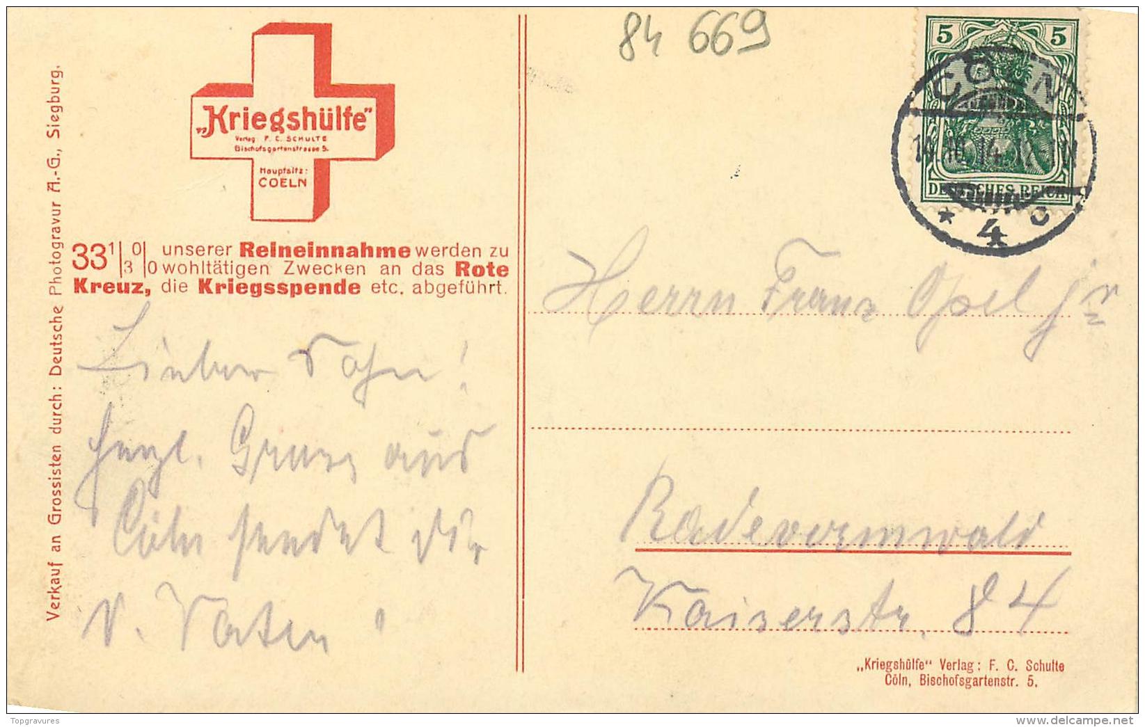 CP GEFANGENENLAGER IN WAHN BEI COLN FRANZOSISCHE KOLONIALTRUPPEN ZUAVEN GOUMIERS - Guerre 1914-18