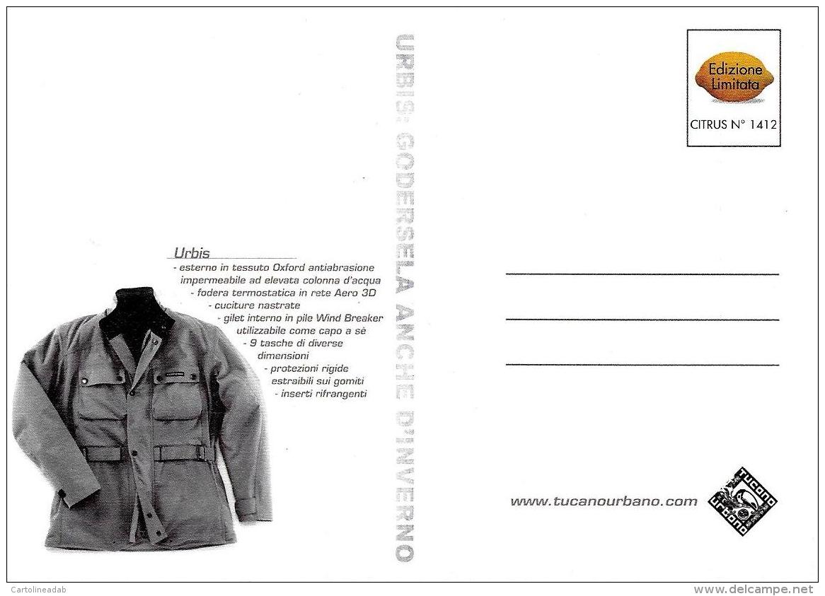 [MD1432] CPM - VESPA - URBIS - CITRUS N° 1412 - NV - Cartoline
