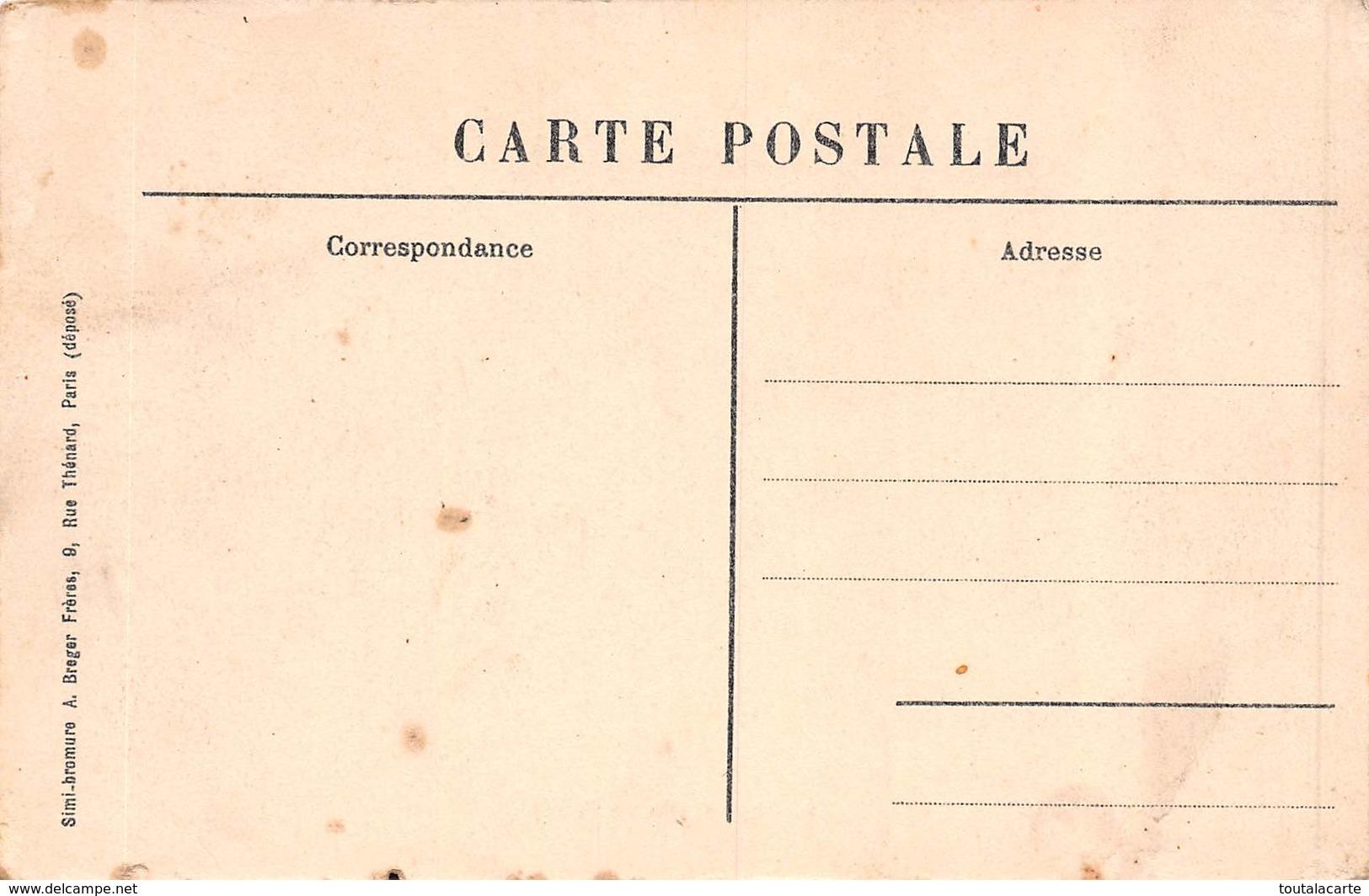 CPA 60 CAUFFRY ROUTE DE PARIS - Autres Communes