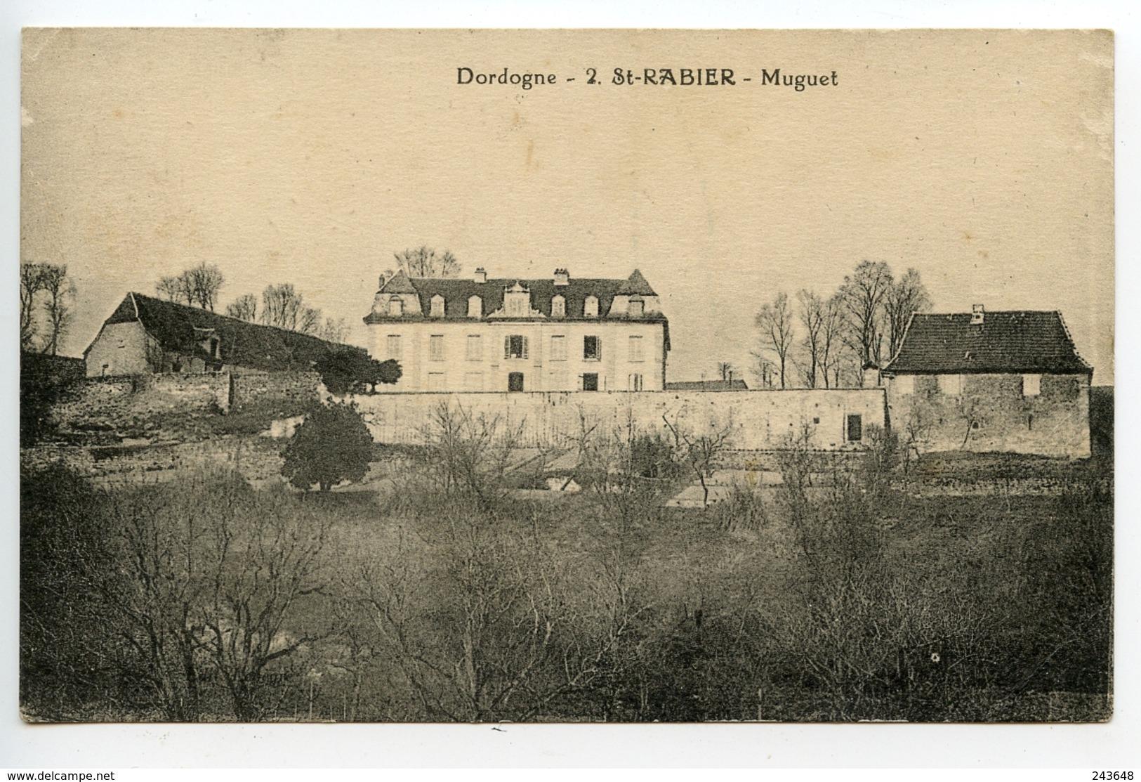Saint Rabier Muguet - Autres Communes