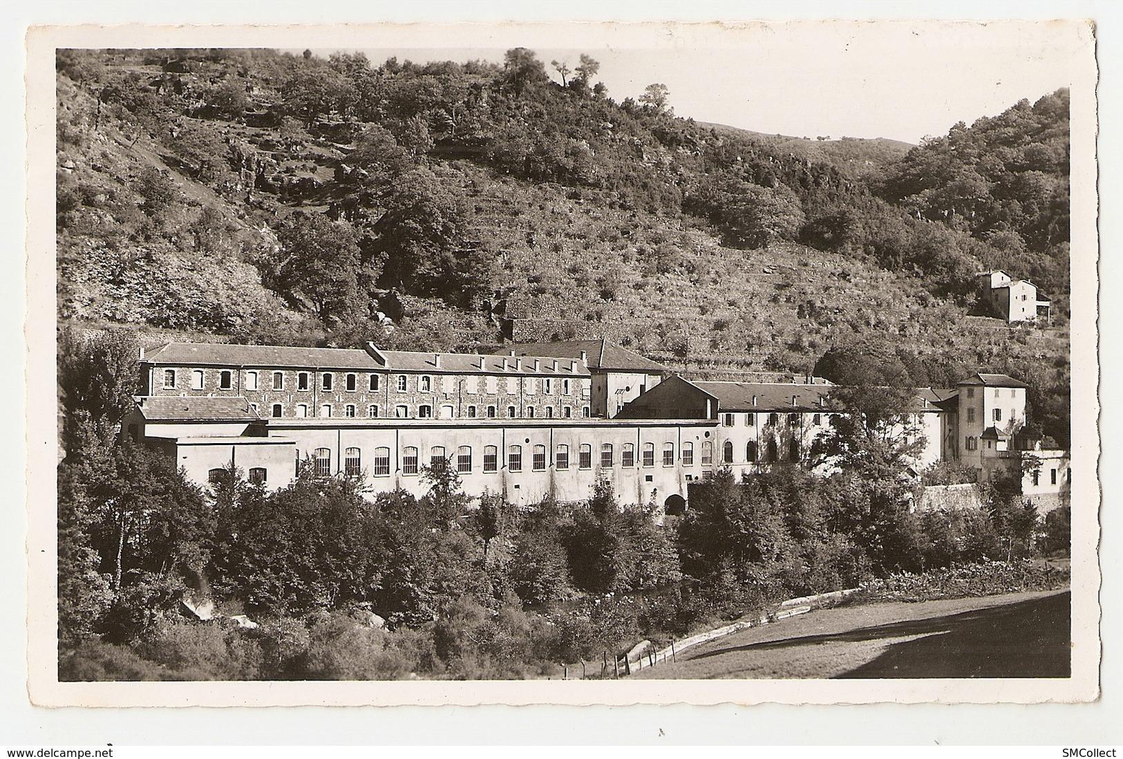 07 Pont De Veyrières, L'usine Plantevin (1516) - France